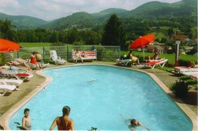 Location chalet avec piscine la bresse le thillot vosges for Briancon piscine