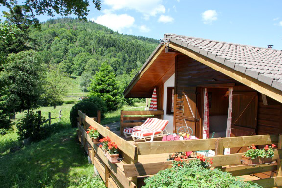 accueil chalets des ayes