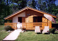 Location chalet des Ayes